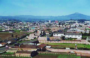 Proceso de Ocupación del Territorio en Ipiales