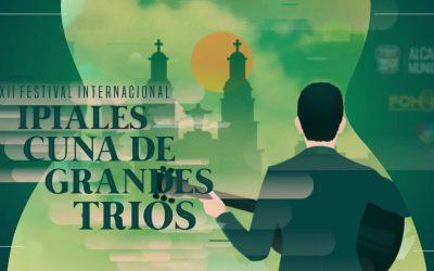 Por razones electorales, la versión XII del Festival de Tríos, este año será el 2 y 3 de noviembre.