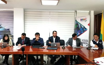 Director de Migración Colombia estuvo en Ipiales evaluando situación de migrantes venezolanos desde la imposición de visa en Ecuador.