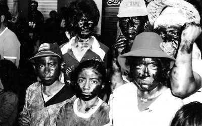 El Carnaval Andino en Ipiales, al Sur de Nariño