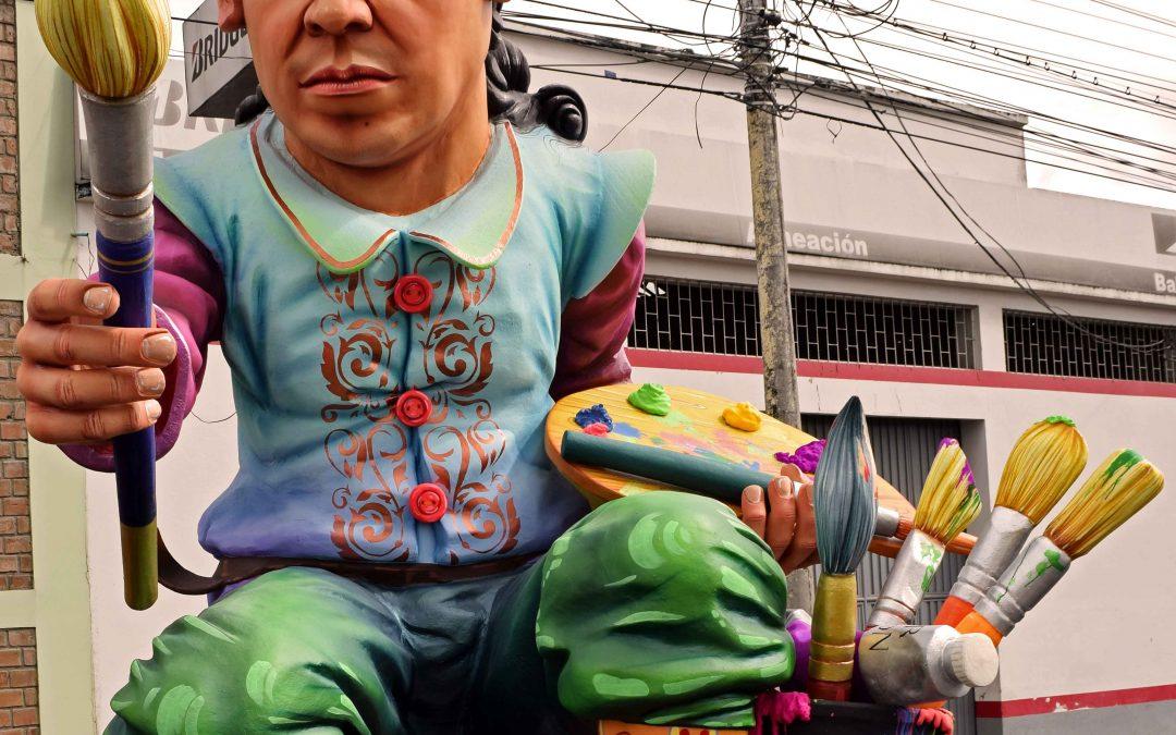 Con el Desfile de Años Viejos y Viudas, el Pasado 31 de Diciembre se Dio Inicio al Carnaval Multicolor de la Frontera 2019 – 2020