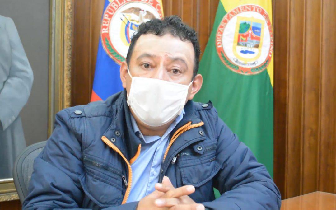 ANTE ALARMANTE AUMENTO DE CONTAGIOS POR COVID-19 GOBERNADOR DE NARIÑO AMPLIA TOQUE DE QUEDA