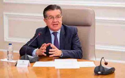 """""""Colombia se prepara para el periodo Post Covid"""": Ministro de Salud."""