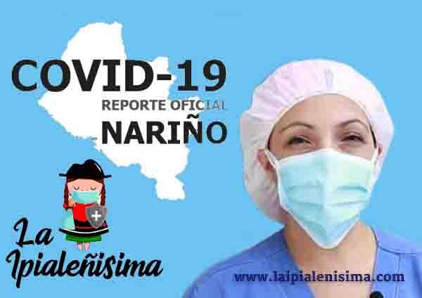 En Nariño no desciende la curva epidemiológica que registra los casos Covid-19