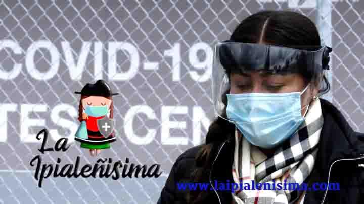 Nariño va en 23.530 casos desde el inicio de la pandemia. Se han recuperado 21.518 del Covid-19